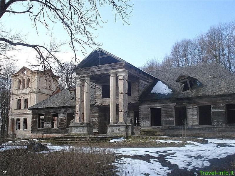 Abromiškių dvaras ir parkas