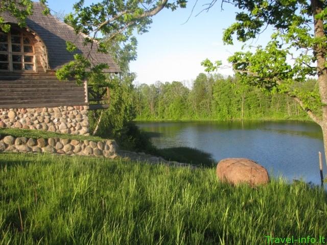 Elenos ir Vytauto Kundrotų – kaimo turizmo sodyba