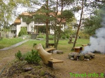 Kaimo turizmo sodyba – Baltų burlaivis