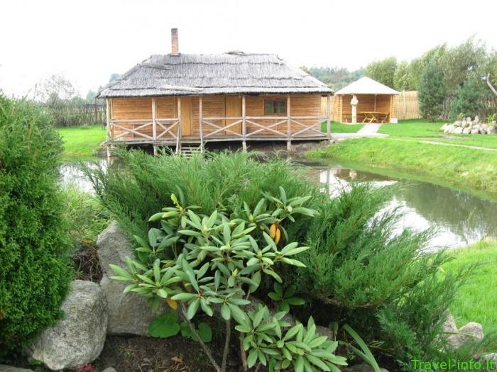 Vytauto Bamšo kaimo turizmo sodyba