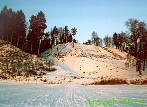 Birštono piliakalnis – Vytauto kalnas