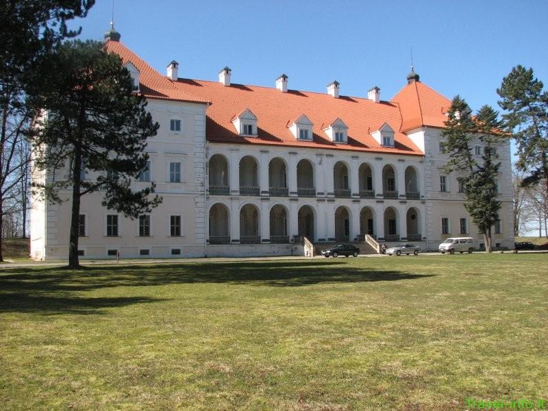 Biržų tvirtovės rūmai