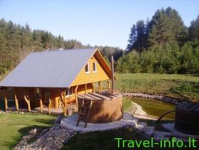 Kaimo turizmo sodyba – Gervių takas