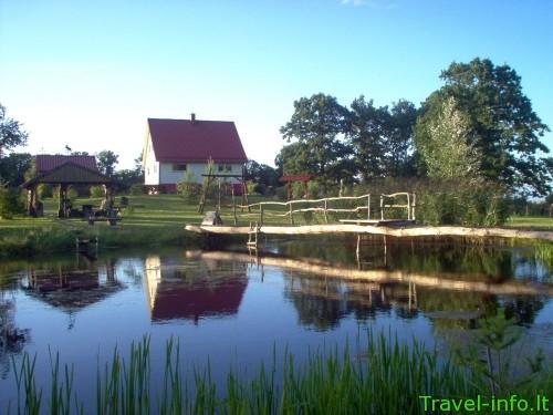 Karpavičių kaimo turizmo sodyba