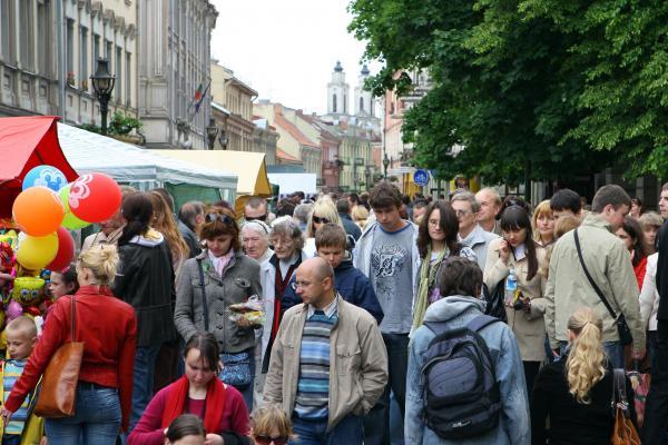 Kauno miesto dienos – jau šį savaitgalį (programa)