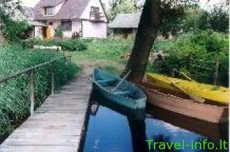 Maksimovų – kaimo turizmo sodyba