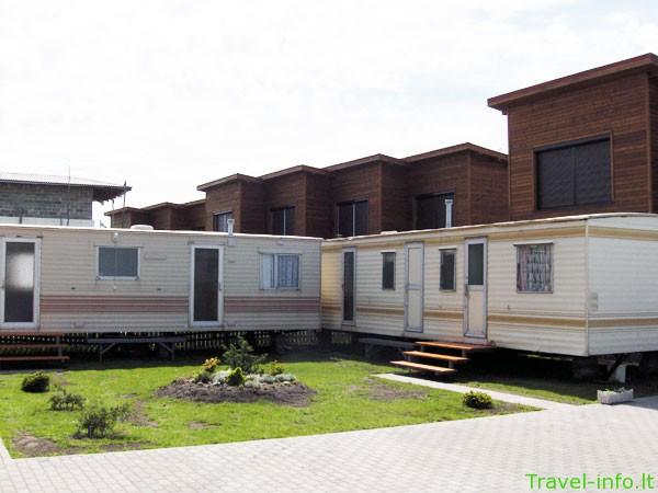 Namelių, Kotedžiukų, Apartamentų nuoma Šventojoje