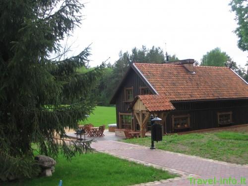 Kaimo turizmo sodyba – Senasis Rambynas