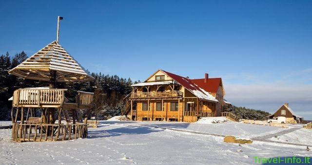 Kaimo turizmo sodyba – Suvalkijos dvaras