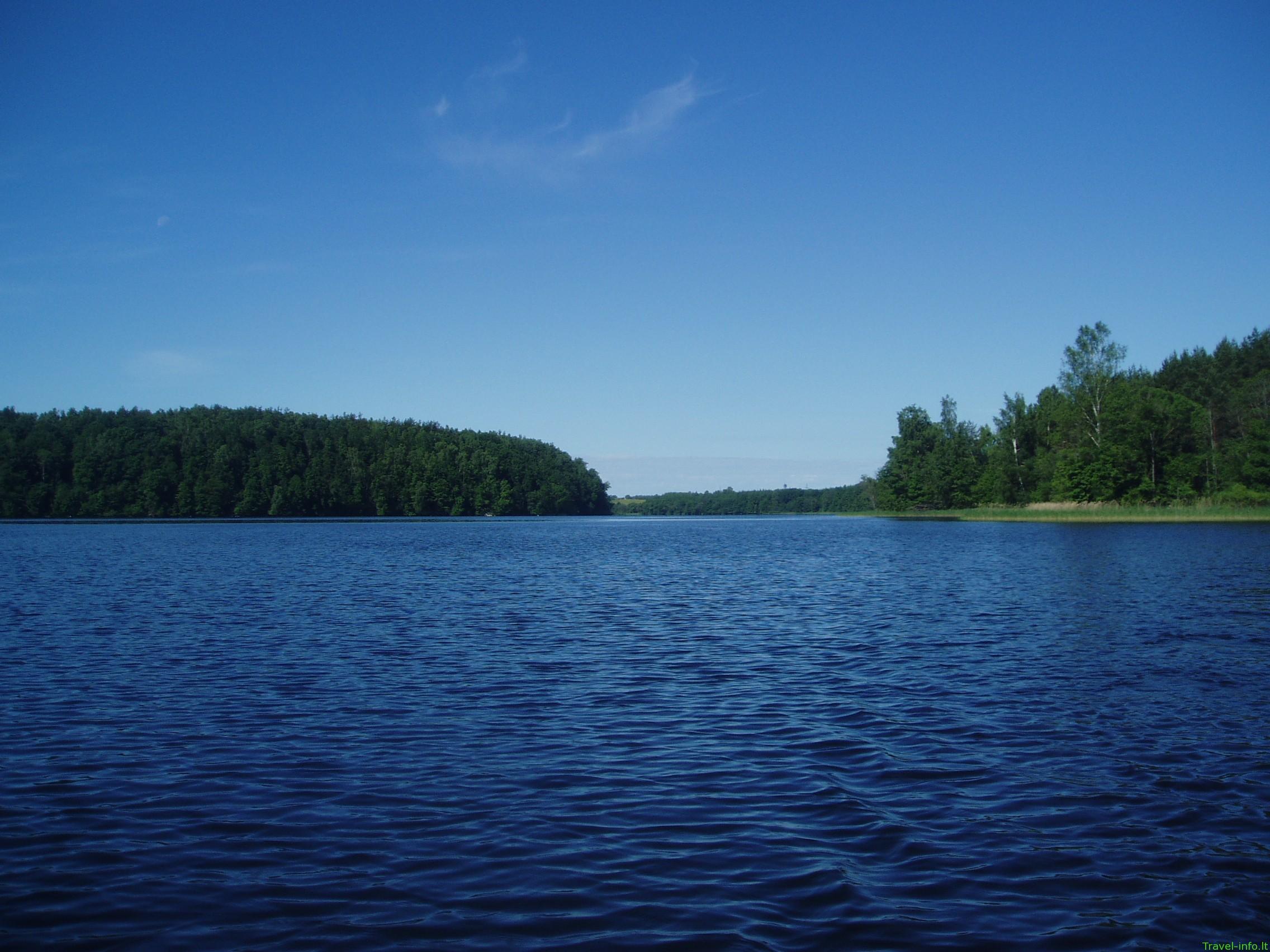 Tauragno ežeras