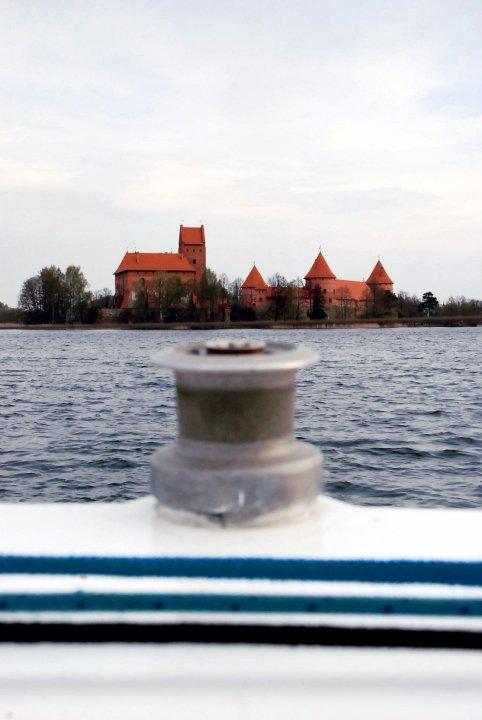 Buriavimas Trakų ežeruose
