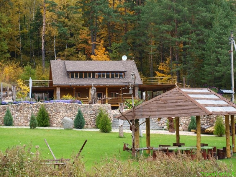 Kaimo turizmo sodyba – Trobelė